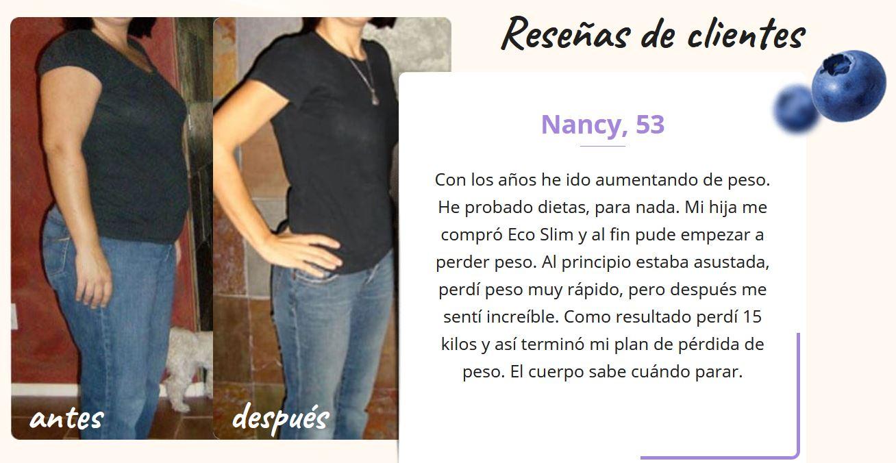 Eco Slim Guatemala Testimonios