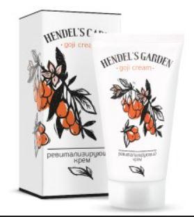 Hendel's Garden Goji Cream Malaysia